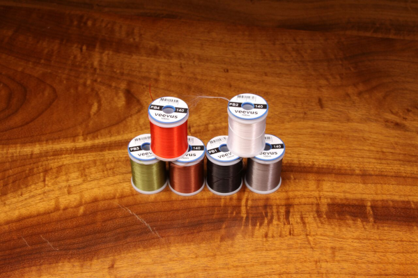 Veevus Fly Tying Thread 140 Power Copy This Product